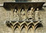 Naumburg, Dom: Anbetung an Dreikönigskapelle