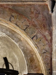 Naumburg, Ägidienkurie: Wandmalerei im Osten