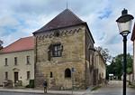 Naumburg, Ägidienkurie: Ägidienkurie von Südosten