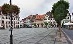 Naumburg, Markt nach Norwesten