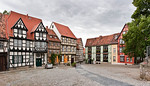 Quedlinburg: Am Schlossberg, Klopstockhaus