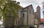 Quedlinburg: St. Servatii von Nordost