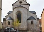 Sangerhausen, St. Ulrici. Chor von Osten