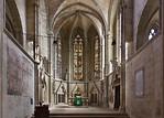 Kloster Schulpforta, Kirche. Chor