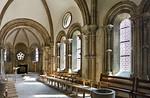 Kloster Schulpforta, Abtskapelle. Inneres nach Südosten