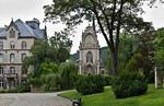 Kloster Schulpforta, Blick auf Hauptgebäude und Klosterkirche