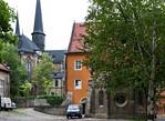Kloster Schulpforta, Blick auf Abtskapelle von Osten