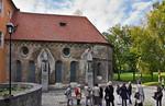 Kloster Schulpforta, Abtskapelle von Süden