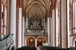 Stendal, Dom St. Nikolaus, Innenraum nach Westen