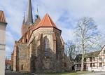 Stendal, Petrikirche von Osten