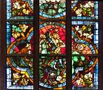 Stendal, Dom St. Nikolaus, nII Stephanus-Fenster