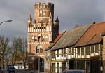 Stendal, Uenglinger Torturm (Stephan Buxtehude, um 1460)