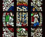Stendal, Dom St. Nikolaus, nIII Katharina-Fenster