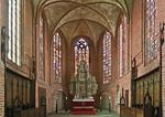 Stendal, Jacobikirche, Chor, Hauptaltar von Hans Hacke (1603)