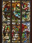 Stendal, Dom St. Nikolaus, sIII Maria-Fenster