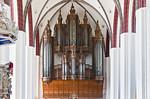 Tangermünde, Stephanskirche, Orgel von Hans Scherer d.J. (1624)