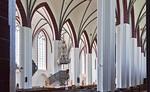 Tangermünde, Stephanskirche, Blick Richtung südl. Seitenschiff von Nordost