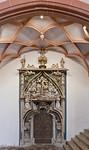 Annaberg, Sankt Annen, Schöne Tür aus der Franziskanerkirche (Meister H.W., 1512)