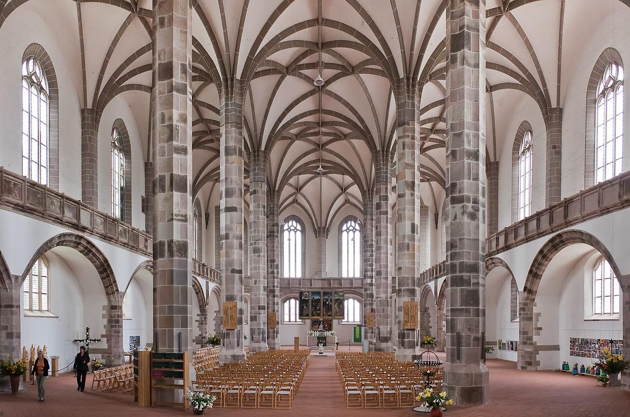 Schneeberg Kirche