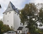 St. Niklas, Ehrenfriedersdorf, Blick von Nordosten auf Chorturm