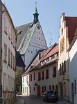 Freiberg, Blick auf Dom