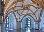 Meißen, Albrechtsburg. Wappensaal, 2.OG (Jakob Heilmann, 1524)
