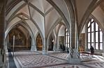 Meißen, Albrechtsburg. Großer Saal (Kirchensaal)