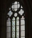 Meißen, Dom. Nordfenster mit älterem Maßwerk
