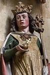Meißen, Dom. Chor: Otto, Detail