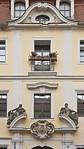 Pirna, Haus Lange Str. 10, spätgotisch, barock umgebaut