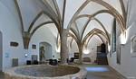 Pirna, Klosterhof, ehem. Kapitelsaal des Dominikanerklosters