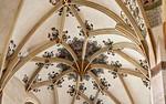 Pirna, St. Marien, hängender Schlussstein