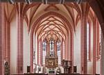 Rochlitz, Kunigundenkirche. Inneres nach Osten