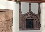 Rochlitz, Kunigundenkirche. Sakramentsnische im Chor