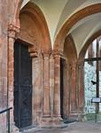 Wechselburg, ehem. Augustinerchorherrenstift. Vorhalle