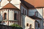 Wechselburg, ehem. Augustinerchorherrenstift. Ostpartie