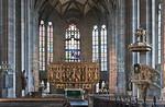 Zwickau, St. Marien, Chor
