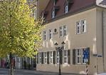 Zwickau, Schumann-Geburtshaus am Hauptmarkt