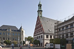 Zwickau, Gewandhaus am Hauptmarkt