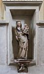 Erfurt, Predigerkirche, Schmedestedtsche Madonna (1350)