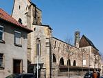 Erfurt, Barfüßerkirche