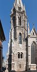 Mühlhausen, Blasiuskirche, südlicher Turm