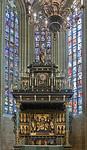 Mühlhausen, Marienkirche, Marienkrönung des Hochaltars, nach 1525