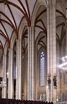 Mühlhausen, Marienkirche, Mittel- und nördliches Seitenschiff