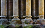 Paulinzella: Details Säulenportal