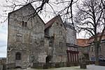 Weissensee, Runneburg. Hofseite