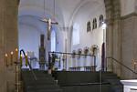Freckenhorst, ehem. Stiftskirche, Chor von Nordost