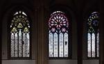 Minden, Dom, Maßwerkfenster des Langhauses im Norden