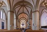 Herford, Münsterkirche, Blick nach Osten