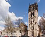 Münster, Überwasserkirche von Westen